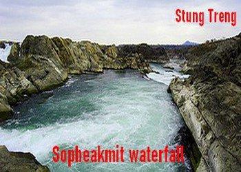 Stung Treng trip-Sopheakmit waterfall tour-angkor friendly driver