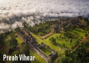 Preah Vihear attraction tour-Preah vihear-angkor frieddly driver