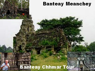 Banteay Chhmar attraction tour-Banteay meanchey-angkor frieddly driver