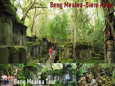 Beng mealea tour-Siem Reap-Angkor Friendly Driver