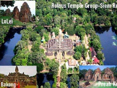 Beng mealea tour - Siem Reap - Angkor Friendly Driver