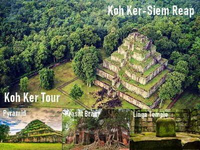 Koh ker tour-siem reap-Angkor Friendly Driver